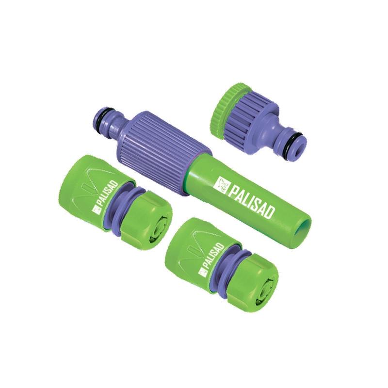 Разбрызгиватель Набор Palisad 65176 для подключения шланга разбрызгиватель palisad 65164