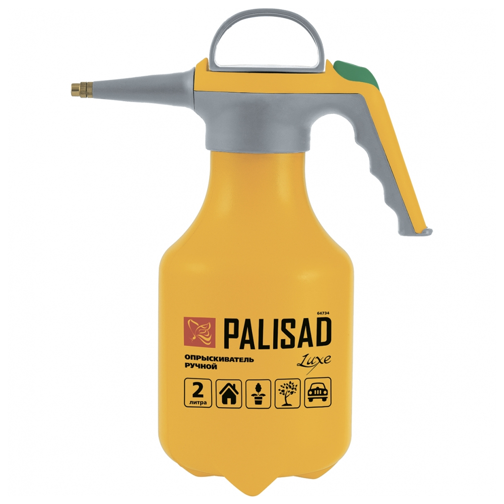 Опрыскиватель Palisad Luxe 2L 64739 palisad 60536