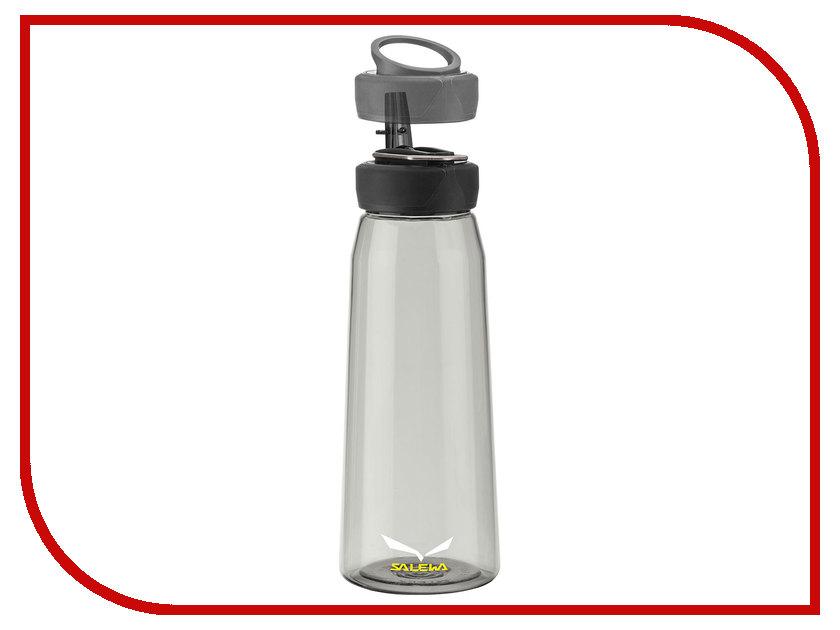Фляга Salewa Runner Bottle 1L Cool Grey 2324-300 фляга salewa hiker bottle 500ml black 2316 900