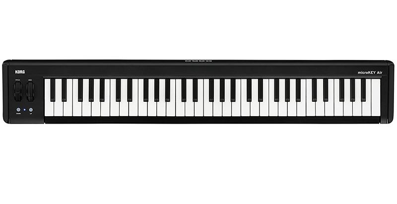 цена на MIDI-клавиатура Korg microKEY2 Air 61