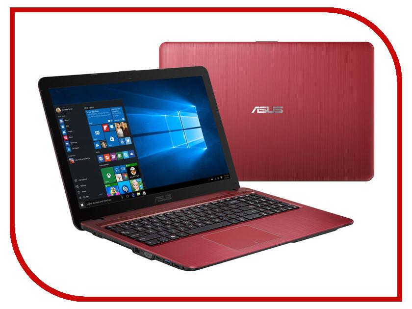 Ноутбук ASUS X540LJ-XX588T 90NB0B14-M11260 (Intel Core i3-5005U 2.0 GHz/4096Mb/500Gb/DVD-RW/nVidia GeForce 920M 1024Mb/Wi-Fi/Bluetooth/Cam/15.6/1366x768/Windows 10 64-bit) ноутбук asus k751sj 90nb07s1 m00320 intel pentium n3700 1 6 ghz 4096mb 1000gb dvd rw nvidia geforce 920m 1024mb wi fi bluetooth cam 17 3 1600x900 dos