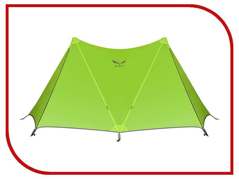 Тент Salewa Mountain Multi Shelter II Cactus Grey 5719-5311 туника shelter shelter mp002xw13uru