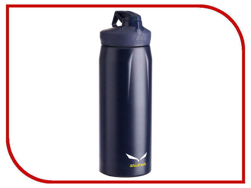 Фляга Salewa Hiker Bottle 1L Navy 2318-3850
