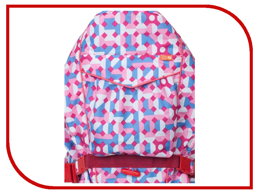 Эргорюкзак Чудо-Чадо Baby Active Choice Carnaval-Blue BAC03-001 воск taft блеск гель