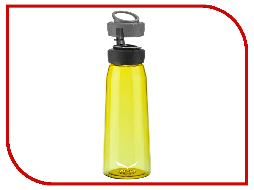 Фляга Salewa Runner Bottle 500ml Yellow 2322-2400 фляга детская salewa bottles runner kids bottle 0 35 l желтая 2321 2400
