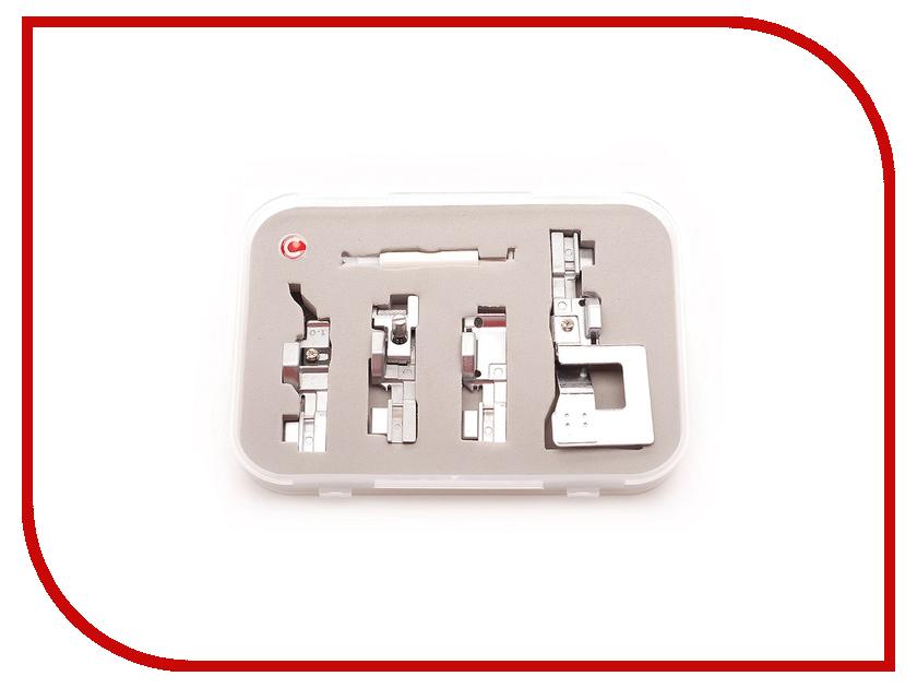 Набор лапок для оверлока Comfort 05-15 купить набор лапок для швейной машинки