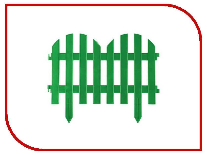 Забор декоративный Palisad Романтика 28x300cm Green 65022 забор декоративный плетенка
