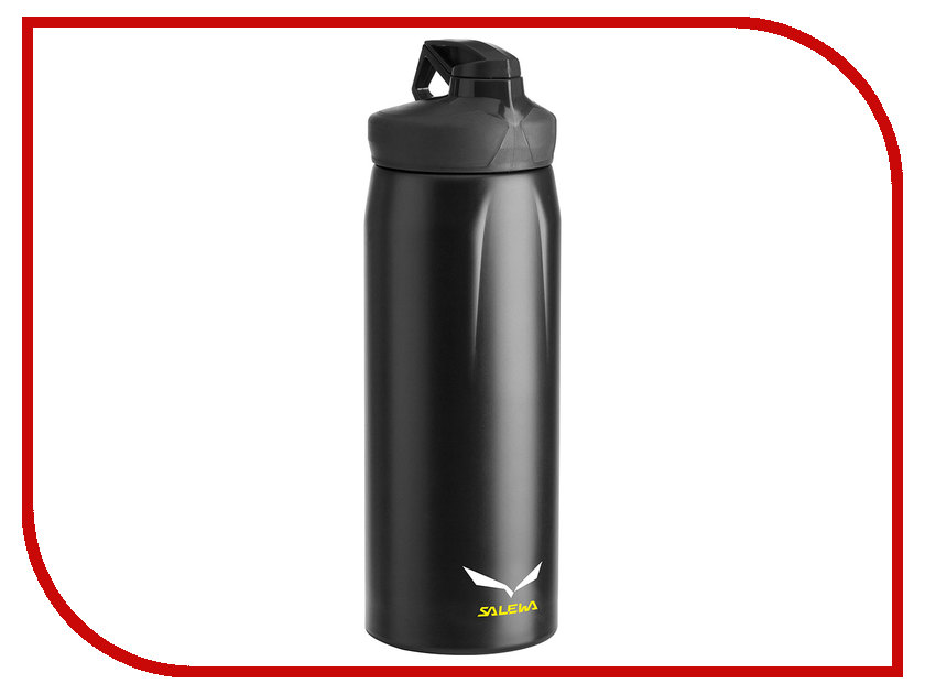 Фляга Salewa Hiker Bottle 500ml Black 2316-900 цена 2017