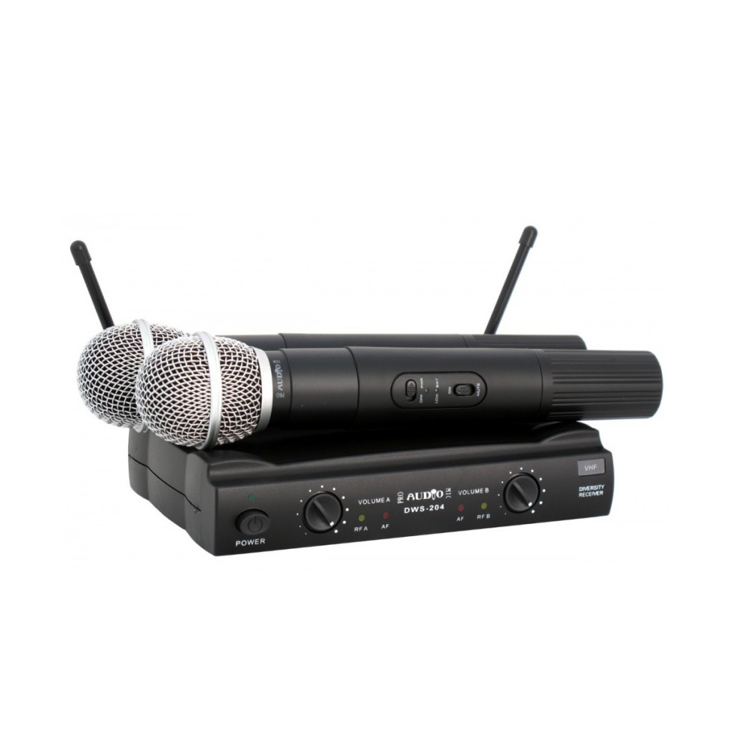 Радиосистема ProAudio DWS-204HT цена и фото