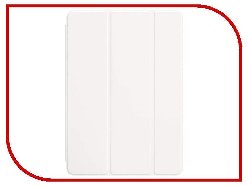 Аксессуар Чехол APPLE iPad / iPad Air 2 Smart Cover White MQ4M2ZM/A