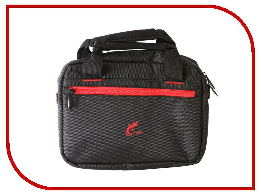 Аксессуар Сумка G-Case 10-inch Red-Black GG-14
