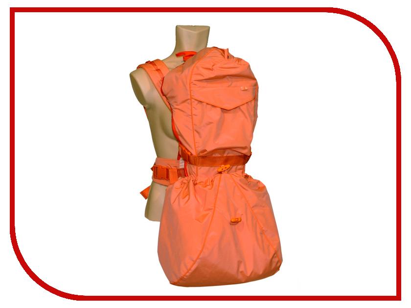 Эргорюкзак Чудо-Чадо Baby Active Orange EAP09-001