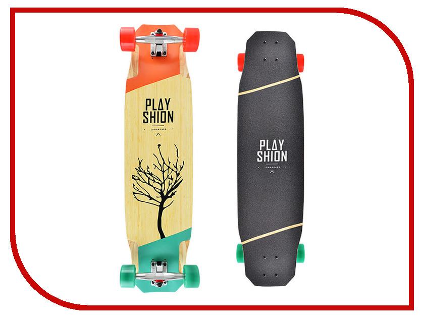 Скейт Playshion 021 PL-LON-021 скейт playshion diamond 22 violet pl ps001 v