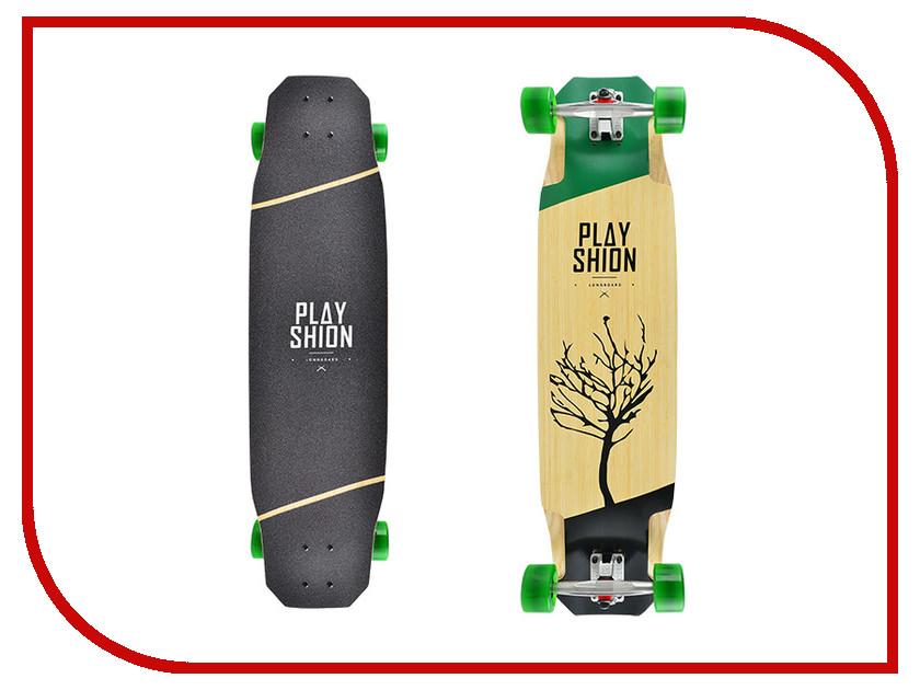 Скейт Playshion 020 PL-LON-020 скейт playshion diamond 22 violet pl ps001 v