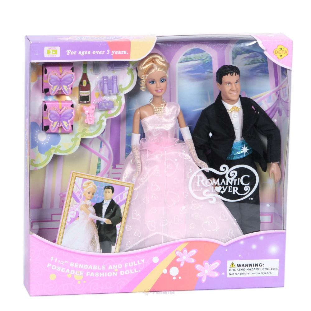 Кукла Defa Lucy Жених и невеста 20991