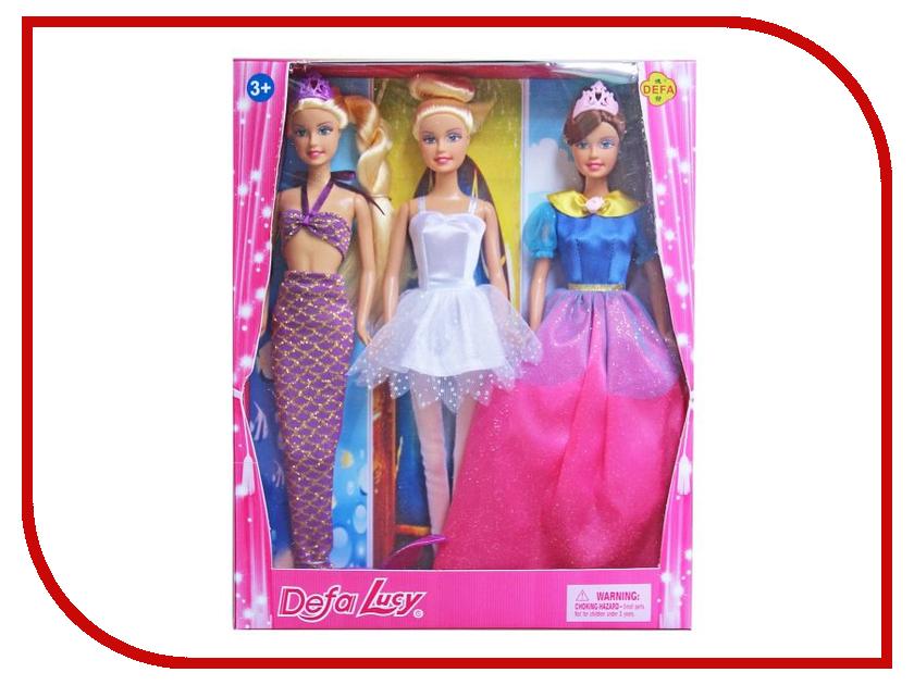 Кукла Defa Lucy 3 Куклы 8242 куклы