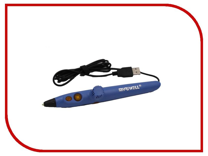 3D ручка MyRiwell RP-200A Dark Blue