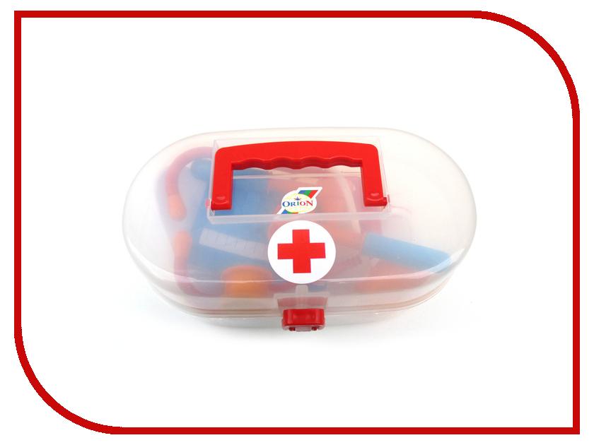 Игра Orion Toys Набор Медицинский в чемодане 914