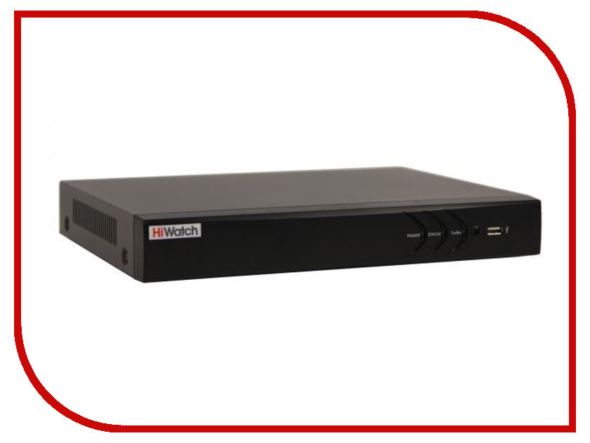 Видеорегистратор HiWatch DS-N304P ds 175