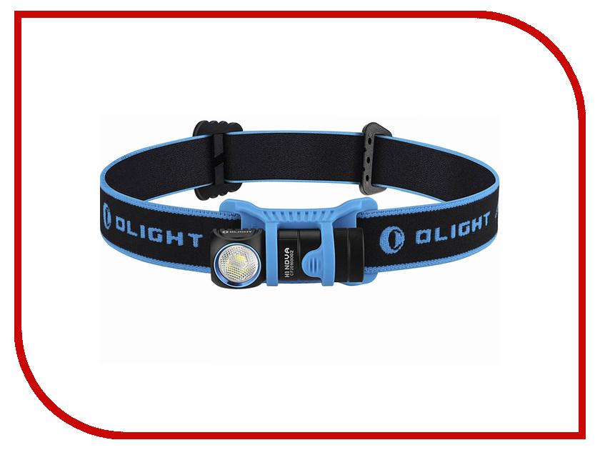 Фонарь Olight H1 Nova CW фонарь olight s1a baton nw