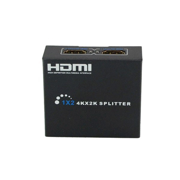 Сплиттер Orient HDMI 4K 1.4 Splitter 1x2 HSP0102HN