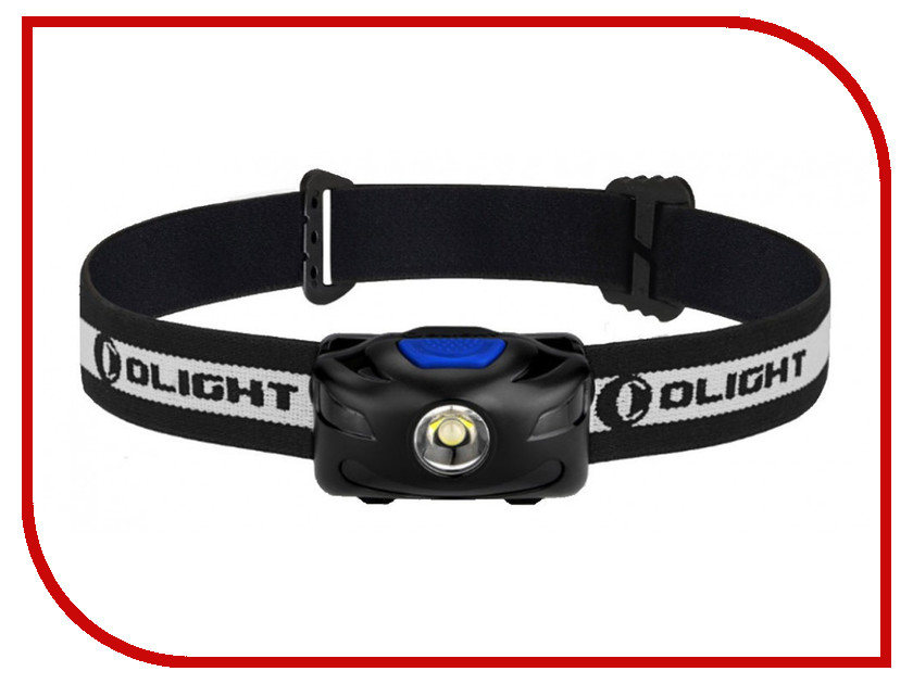 Фонарь Olight H05S Active Black onetrak фитнес браслет onetrak active 05