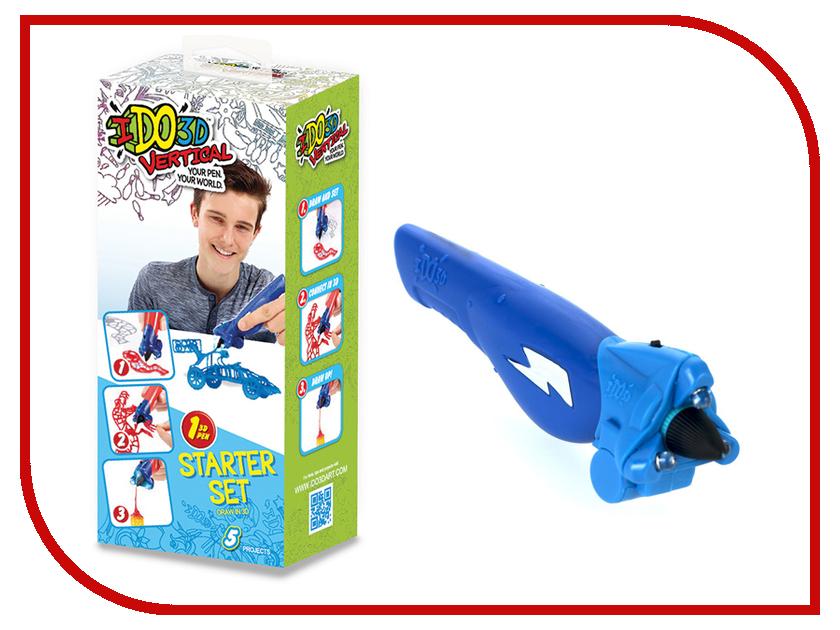 3D ручка Redwood Вертикаль Машинки Blue 155837M