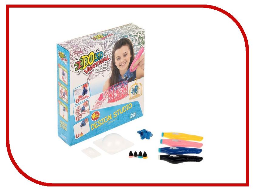 3D ручка Redwood Вертикаль Милые создания (4шт) Pink/White/Blue/Yellow 155237С 3d ручка feizerg f001 yellow fy001