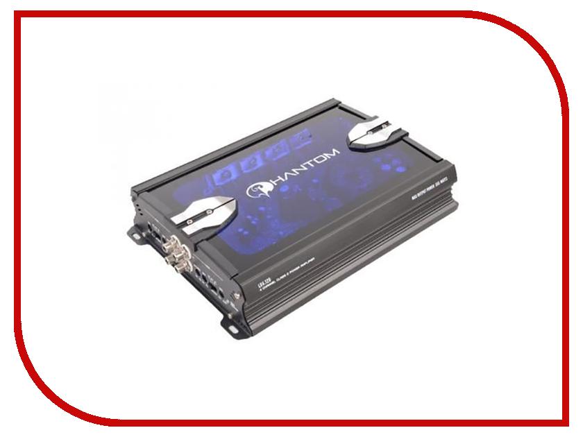 Усилитель Phantom LX 4.120 phantom ph5903