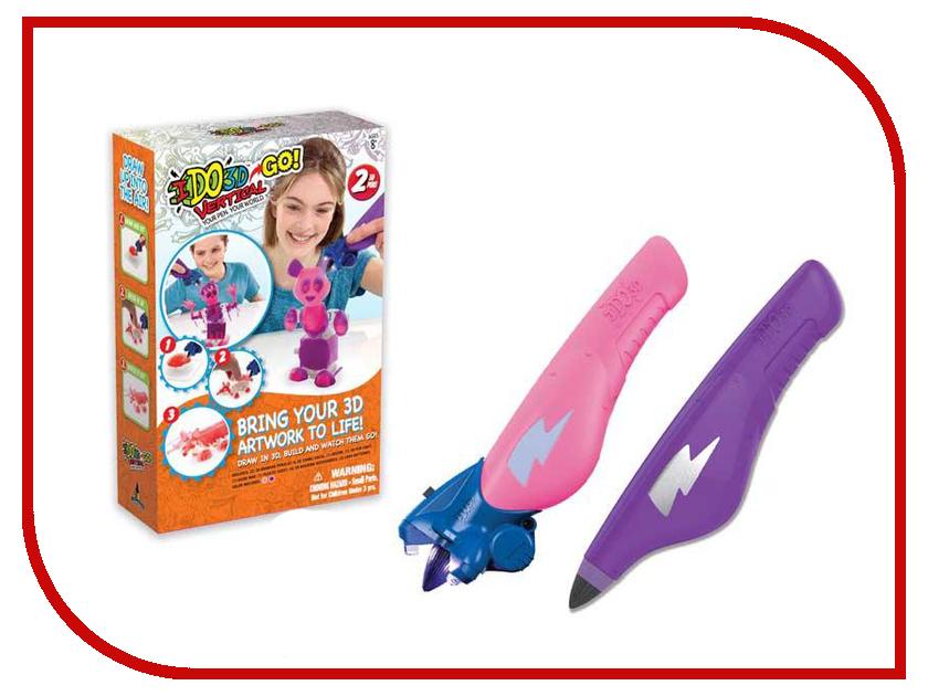 3D ручка Redwood Вертикаль GO Панда (2шт) Pink/Violet 166056