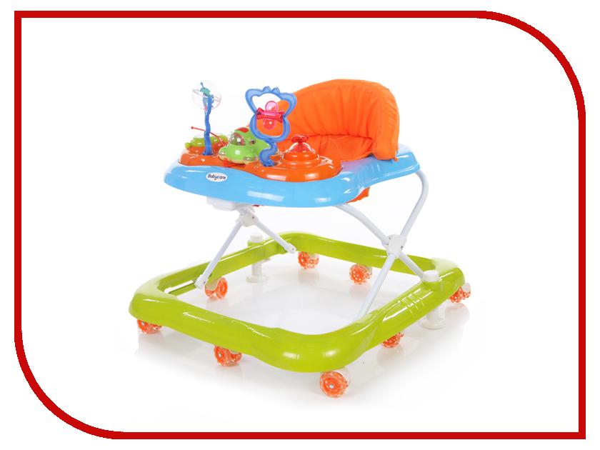 Ходунки Baby Care Mario GL-800S baby care baby care ходунки mario голубой зеленый