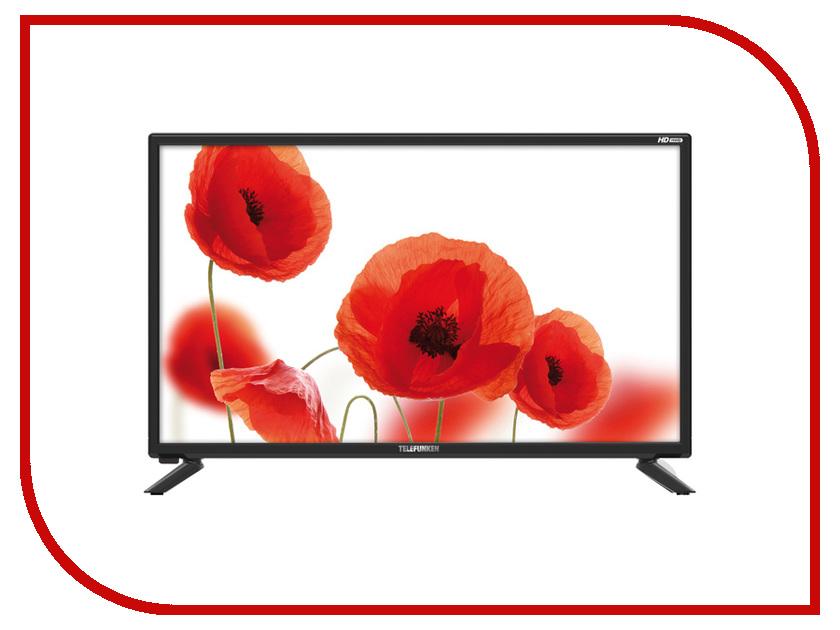 Телевизор Telefunken TF-LED28S42T2 led телевизор erisson 40les76t2