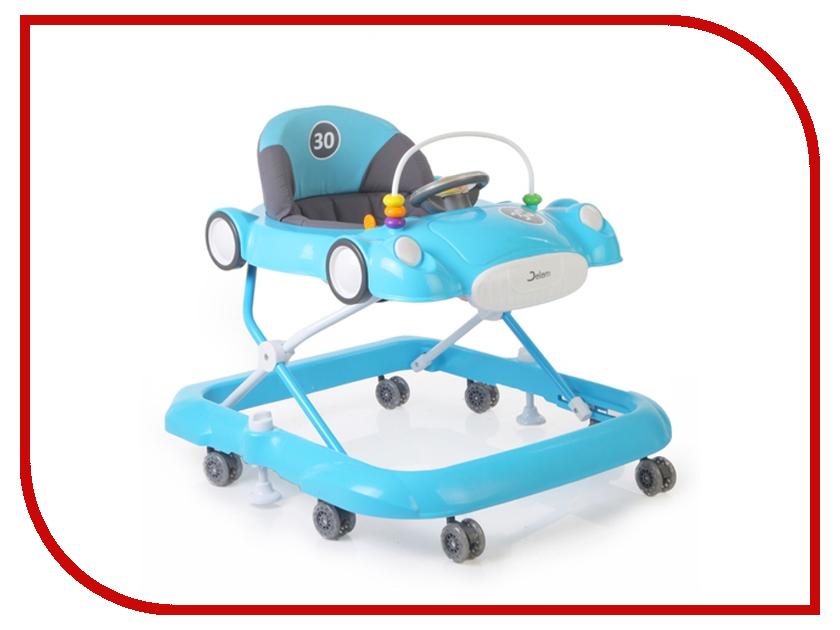 Ходунки Jetem Gran Turismo Blue 2030A8B