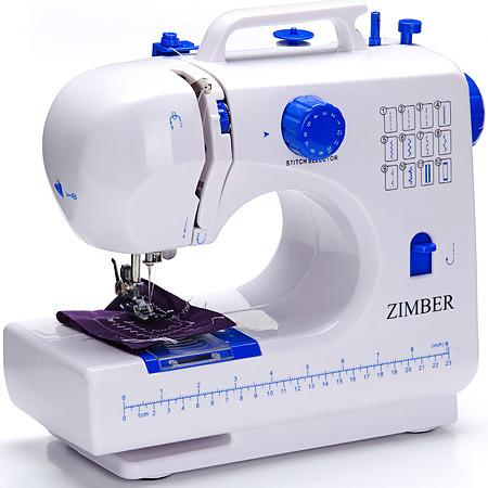 Швейная машинка Zimber ZM-11171 zimber zm 10909