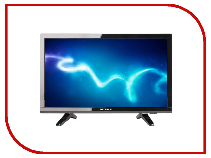 Телевизор SUPRA STV-LC24T660WL телевизор shivaki stv 20led14