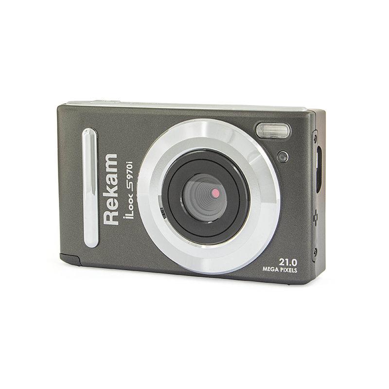 Фотоаппарат Rekam iLook S970i Metallic Black стоимость