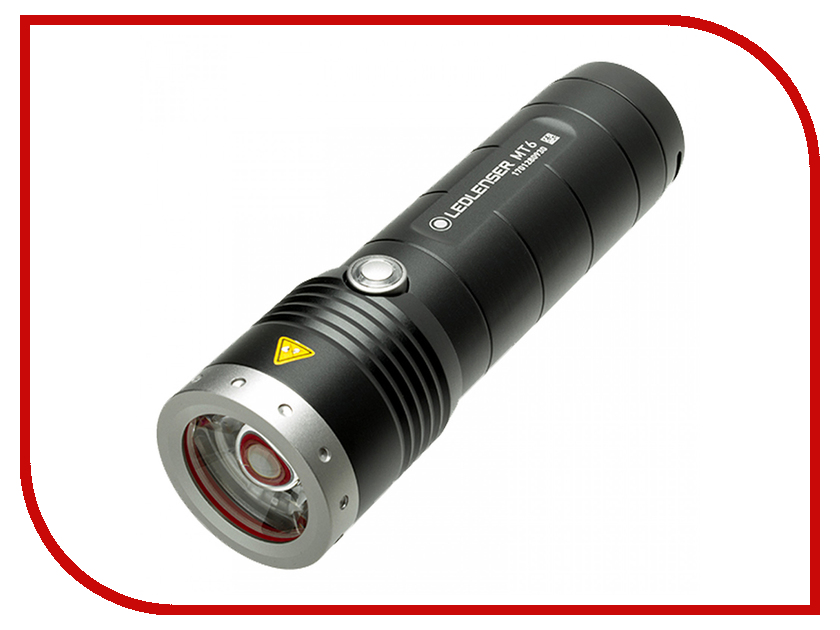 Фонарь LED Lenser MT6 500845 цена 2017