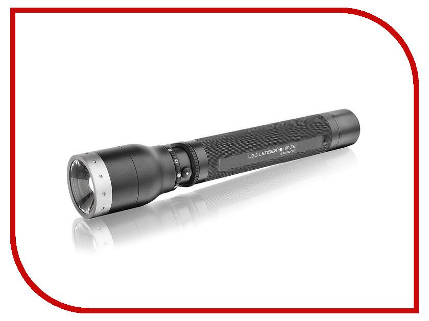 Фонарь LED Lenser M17R 8317-R цена и фото