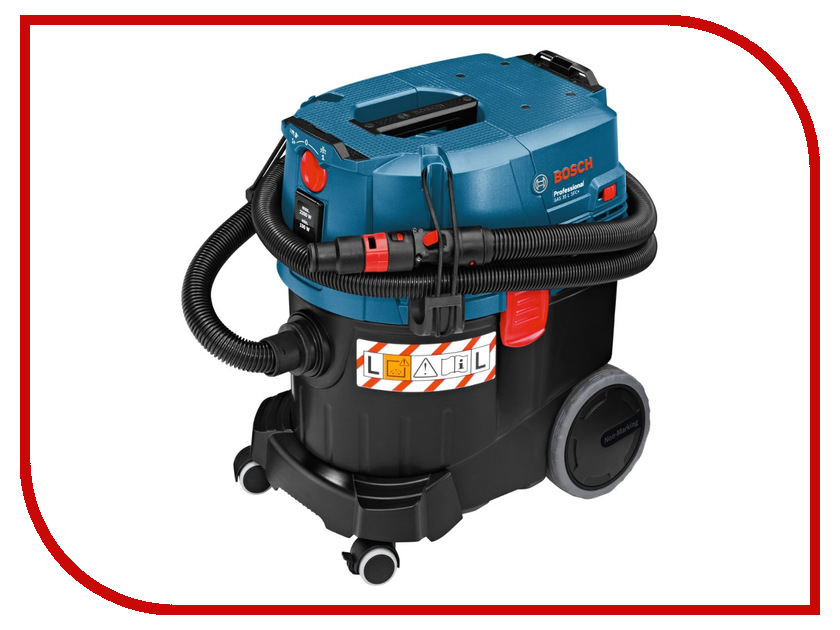 Пылесос Bosch GAS 35 L SFC+ 06019C3000 gas ga340emrlp03 gas