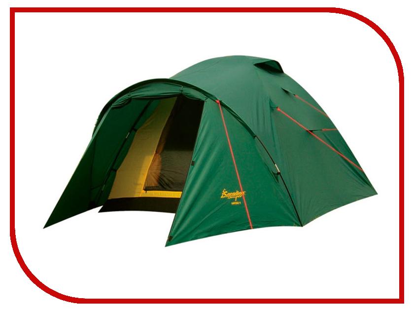 Палатка Canadian Camper Karibu 4 Forest палатка canadian camper tanga 3 woodland