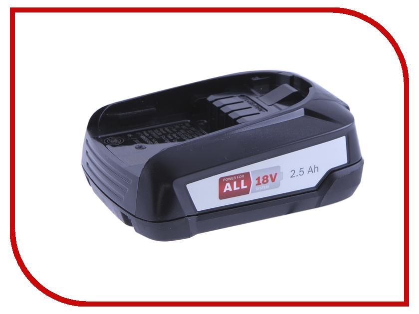 Аккумулятор Bosch PBA 18 2,5Ah W-B 1600A005B0