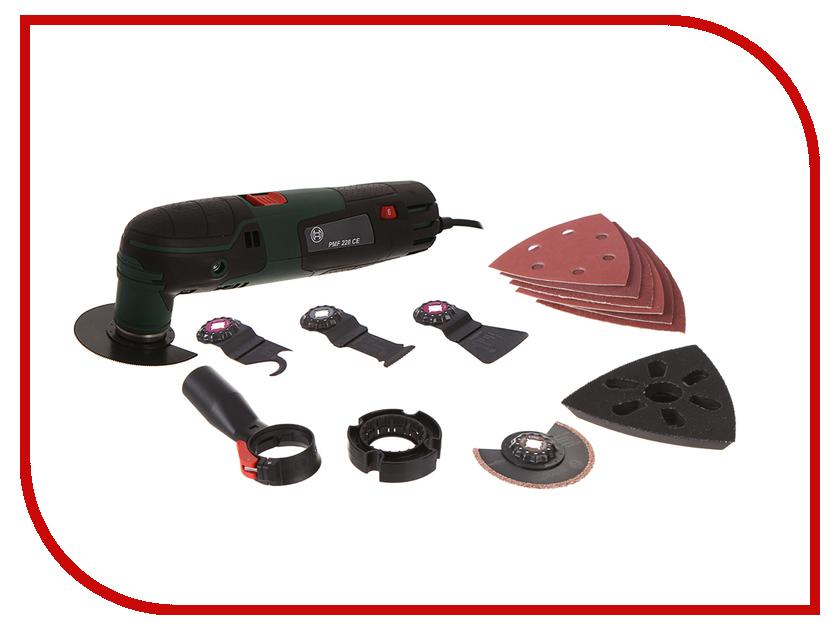 многофункциональная шлифовальная машина bosch pmf 190 e 0 603 100 520 Шлифовальная машина Bosch PMF 220 CE Set 0603102021