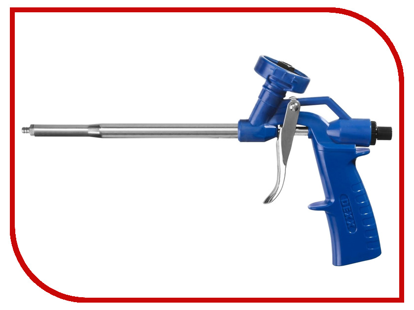 Пистолет для монтажной пены Dexx 06871