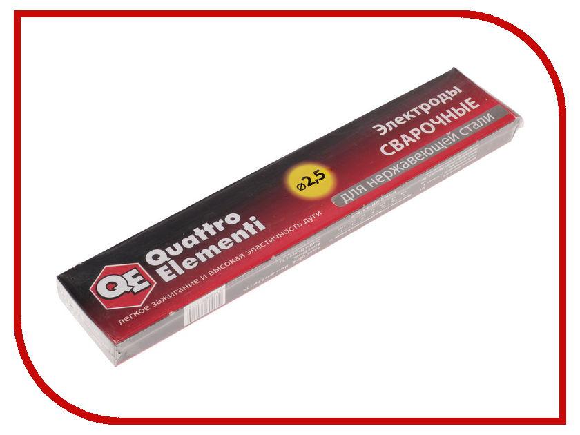 Аксессуар Quattro Elementi 2.5mm 0.9kg 771-374 - электроды  пуско зарядное устройство quattro elementi tech boost 220 771 435