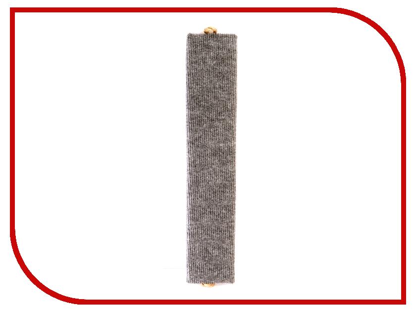 Когтеточка Царапка ковролиновая 44x9cm А121