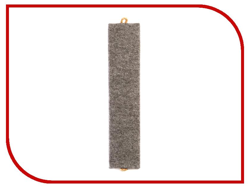 Когтеточка Царапка ковролиновая средняя 51x11cm А221