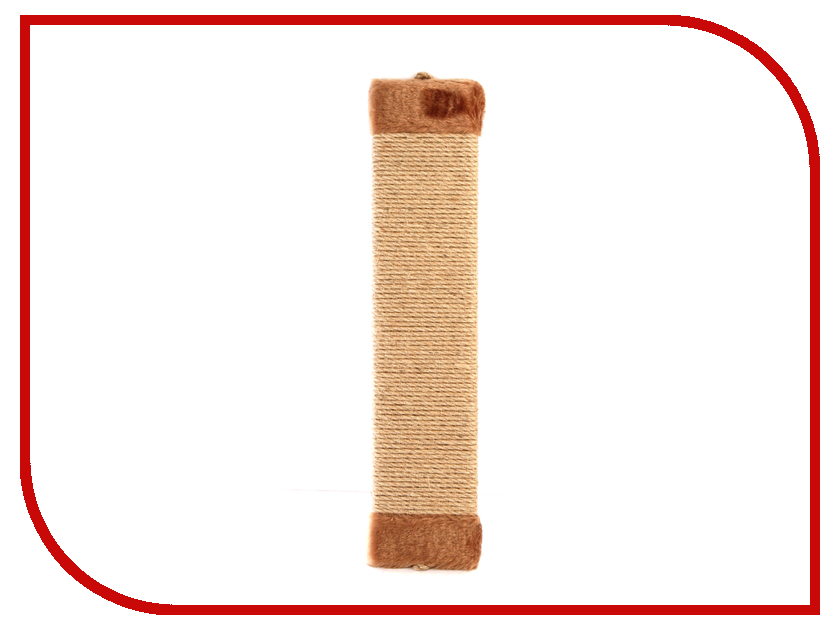 Когтеточка Царапка верёвочная 51x11.5cm А226