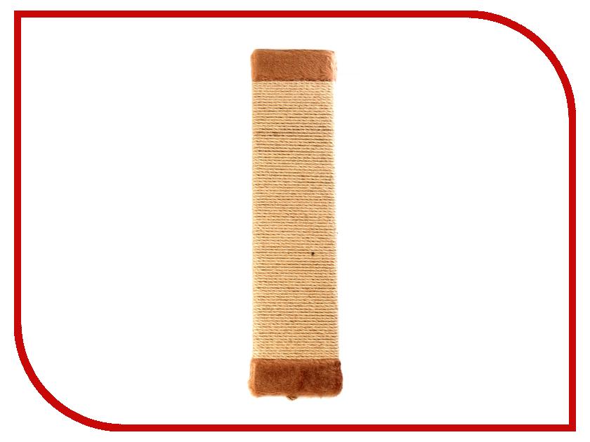 Когтеточка Царапка верёвочная большая 57.5x14cm А326