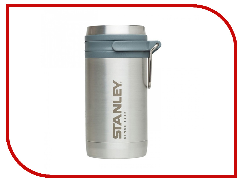 Термокружка Stanley Mountain 350ml Steel 10-01939-002
