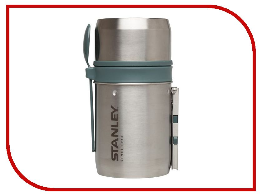 Термос Stanley Mountain 600ml Steel 10-01700-002
